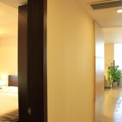 GreenPark Hotel Tianjin Тяньцзинь комната для гостей фото 2