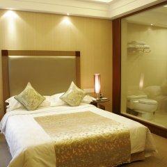 Отель Shenzhen Shanghai Hotel Китай, Шэньчжэнь - 1 отзыв об отеле, цены и фото номеров - забронировать отель Shenzhen Shanghai Hotel онлайн комната для гостей фото 5