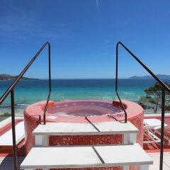 Отель Iberostar Alcudia Park пляж фото 2
