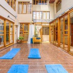 Отель Best Western Los Andes de América фитнесс-зал