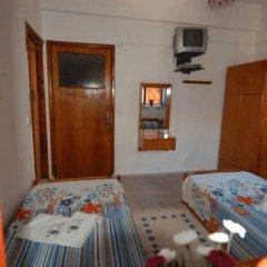 Отель Side Doga Pansiyon Сиде в номере