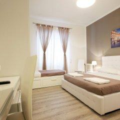 Отель Le Piazze di Roma Bed and Breakfast Италия, Рим - отзывы, цены и фото номеров - забронировать отель Le Piazze di Roma Bed and Breakfast онлайн комната для гостей фото 3
