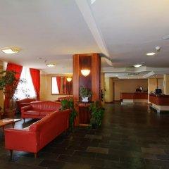 Отель Residence Eurhotel Монтезильвано интерьер отеля