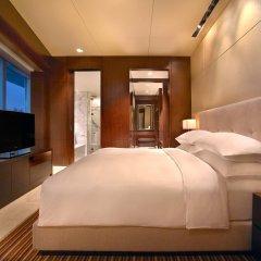 Отель Grand Hyatt Shenzhen Китай, Шэньчжэнь - отзывы, цены и фото номеров - забронировать отель Grand Hyatt Shenzhen онлайн комната для гостей фото 2
