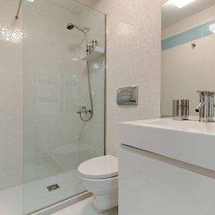 Отель The Rooms Hotel, Residence & Spa Албания, Тирана - отзывы, цены и фото номеров - забронировать отель The Rooms Hotel, Residence & Spa онлайн ванная