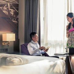 Отель Mercure Shanghai Hongqiao Airport в номере фото 2