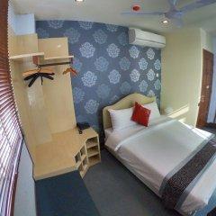 Отель LVIS boutique Мальдивы, Северный атолл Мале - отзывы, цены и фото номеров - забронировать отель LVIS boutique онлайн комната для гостей фото 5