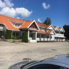 Отель Motell Sørlandet Норвегия, Лилльсанд - отзывы, цены и фото номеров - забронировать отель Motell Sørlandet онлайн парковка