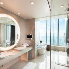 Отель Conrad Tokyo Япония, Токио - отзывы, цены и фото номеров - забронировать отель Conrad Tokyo онлайн ванная