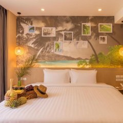 Отель Sea Seeker Krabi Resort комната для гостей фото 2
