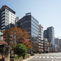 Apa Hotel Iidabashi-Ekimae городской автобус