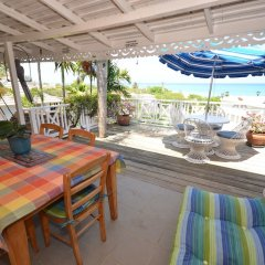 Отель Cannon Cottage, 3BR by Jamaican Treasures питание