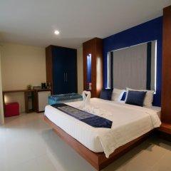 Calypso Patong Hotel 3* Номер Делюкс с различными типами кроватей фото 3