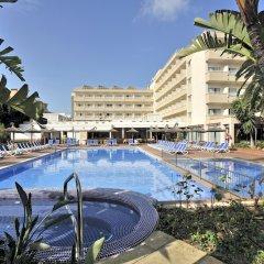 Globales Santa Ponsa Park Hotel бассейн