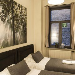 Отель Passage Бельгия, Брюгге - 1 отзыв об отеле, цены и фото номеров - забронировать отель Passage онлайн комната для гостей фото 5