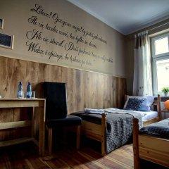 Отель Explorer Hostel Польша, Познань - отзывы, цены и фото номеров - забронировать отель Explorer Hostel онлайн комната для гостей фото 3