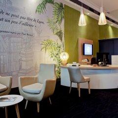 Отель Best Western Crequi Lyon Part Dieu интерьер отеля фото 2