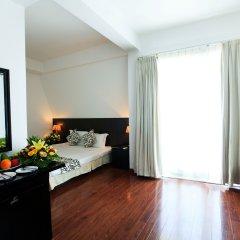 Paragon Villa Hotel комната для гостей