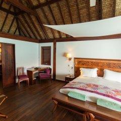 Отель Sofitel Bora Bora Private Island Французская Полинезия, Бора-Бора - отзывы, цены и фото номеров - забронировать отель Sofitel Bora Bora Private Island онлайн комната для гостей фото 5