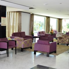 Topazio Mar Beach Hotel And Apartments Албуфейра интерьер отеля фото 3