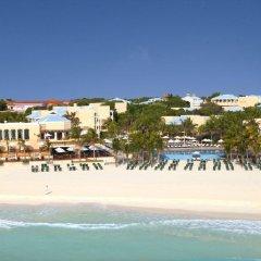 Отель Royal Hideaway Playacar All Inclusive - Adults only пляж фото 2