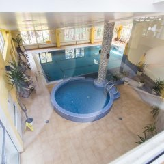 SPA Hotel Borova Gora бассейн