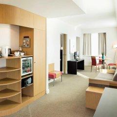 Отель Novotel Vilnius Centre комната для гостей фото 3