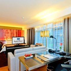 Отель Park Plaza Bangkok Soi 18 удобства в номере