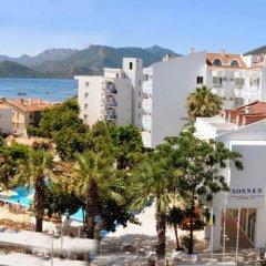 Sonnen Hotel Турция, Мармарис - отзывы, цены и фото номеров - забронировать отель Sonnen Hotel онлайн пляж
