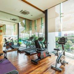 Отель Casa Residency Condomonium Малайзия, Куала-Лумпур - отзывы, цены и фото номеров - забронировать отель Casa Residency Condomonium онлайн фитнесс-зал фото 3