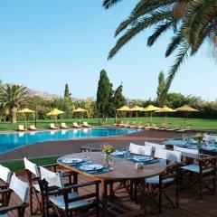 Отель Grand Resort Lagonissi детские мероприятия фото 2
