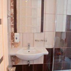 Отель Норд Стар Горнолыжный Комплекс Мурманск ванная