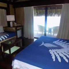 Отель Maitai Polynesia Французская Полинезия, Бора-Бора - отзывы, цены и фото номеров - забронировать отель Maitai Polynesia онлайн комната для гостей фото 5