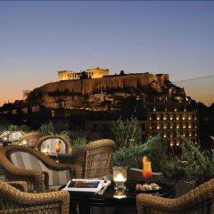 Отель Royal Olympic Hotel Греция, Афины - 6 отзывов об отеле, цены и фото номеров - забронировать отель Royal Olympic Hotel онлайн балкон