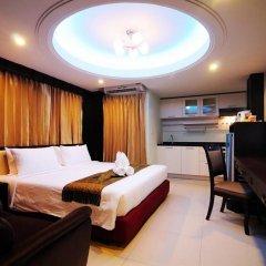 Отель Pratunam Pavilion Бангкок комната для гостей фото 3