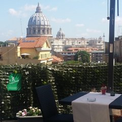 Отель Gravina San Pietro Италия, Рим - отзывы, цены и фото номеров - забронировать отель Gravina San Pietro онлайн балкон