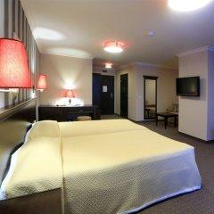 Отель Royal Park Apartments Болгария, Банско - отзывы, цены и фото номеров - забронировать отель Royal Park Apartments онлайн комната для гостей фото 5