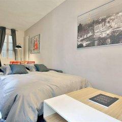 Отель Saint Germain Apartment Франция, Париж - отзывы, цены и фото номеров - забронировать отель Saint Germain Apartment онлайн комната для гостей фото 2