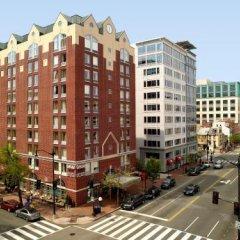 Отель Fairfield Inn & Suites by Marriott Washington, DC/Downtown США, Вашингтон - отзывы, цены и фото номеров - забронировать отель Fairfield Inn & Suites by Marriott Washington, DC/Downtown онлайн фото 7