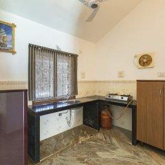 Отель GuestHouser 2 BHK Villa 268c Гоа в номере
