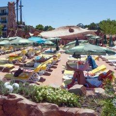 Отель Kotva Болгария, Солнечный берег - отзывы, цены и фото номеров - забронировать отель Kotva онлайн пляж фото 2