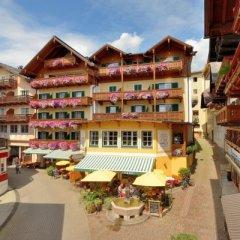 Hotel Zimmerbräu балкон