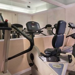 Отель Milton Rimini фитнесс-зал фото 4