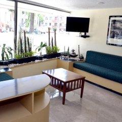 Hotel Arizona Мехико интерьер отеля