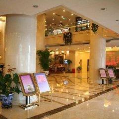 Отель Fengzhan Hotel - Beijing Китай, Пекин - отзывы, цены и фото номеров - забронировать отель Fengzhan Hotel - Beijing онлайн интерьер отеля фото 2