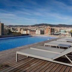AC Hotel Barcelona Forum by Marriott бассейн фото 3