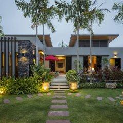 Отель Villa Nadya 3 bedroom pool villa Phuket фото 16