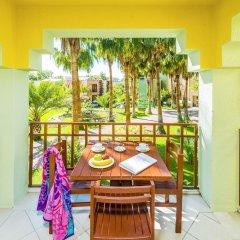 Vonresort Golden Beach Турция, Чолакли - 1 отзыв об отеле, цены и фото номеров - забронировать отель Vonresort Golden Beach онлайн балкон