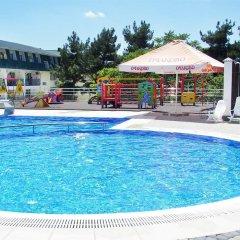 Гостиница Кубань (Геленджик) бассейн фото 2