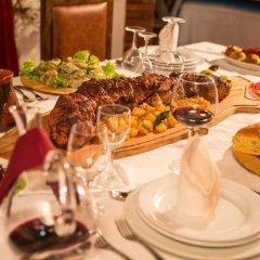 Отель Castle Park Албания, Берат - отзывы, цены и фото номеров - забронировать отель Castle Park онлайн питание фото 2